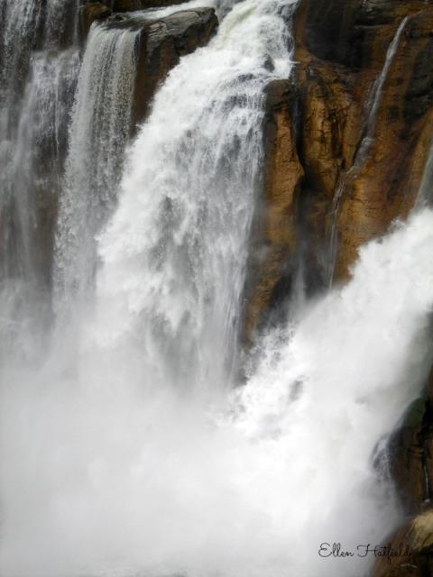 Shoshone Falls in Idaho Falls, ID