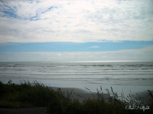 Pacific Ocean at Olympic National Park