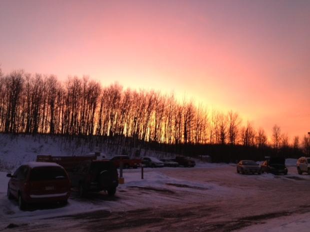 sunrise jan 24