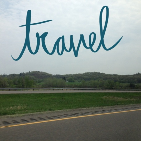 Wisconsin! Text added with my new A Beautiful Mess photo app.