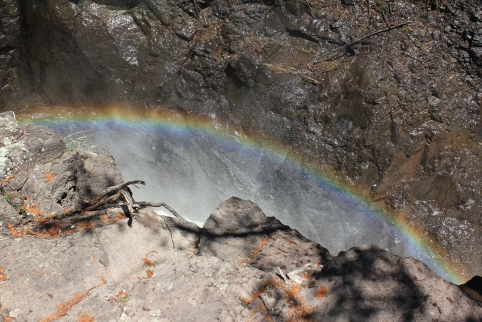Rainbow #3 at Cascade River State Park