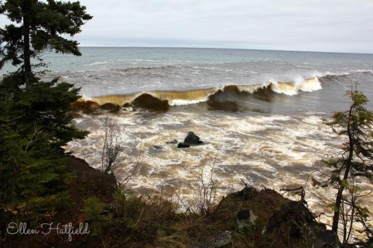 Lake Superior - May 13