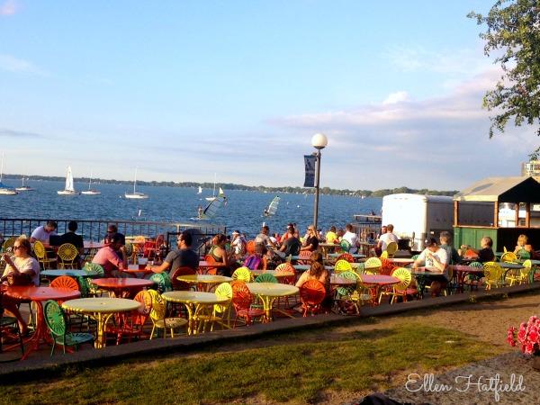 Summer road trip universities ellen makes things for Mendota terrace madison wi