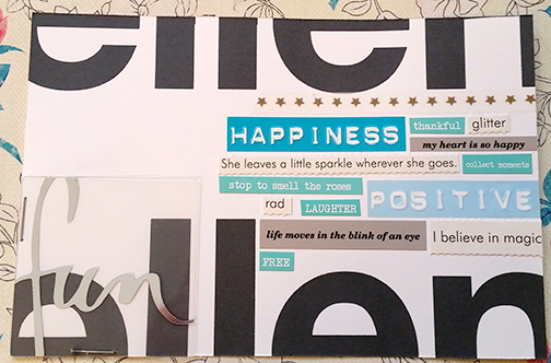 Type as Art PL Card
