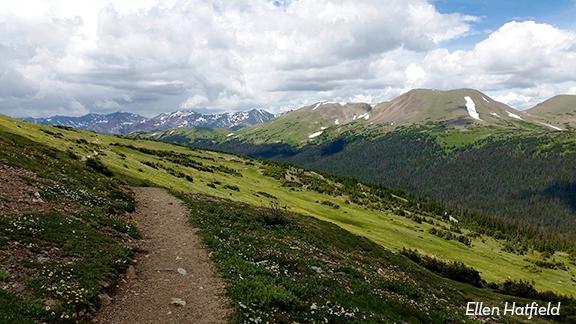 Ute Trail RMNP