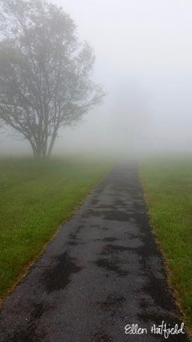Shenandoah NP, VA - walk to Byrd Visitor Center