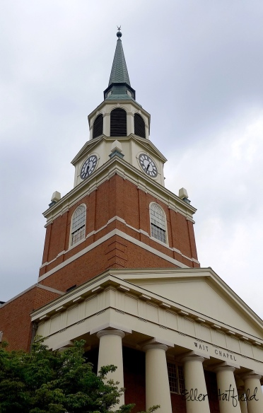 Winston-Salem, NC - Wake Forest University Chapel